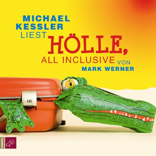 Hölle, all inclusive cover art