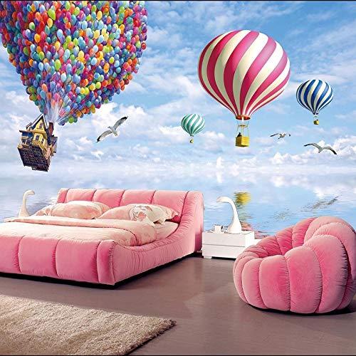 Hd Fantasy World 3D TV Murales de fondo Cómoda decoración de la casa Fondos de pantalla Habitación de los niños Fondos de pantalla de la sala de estar