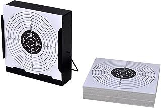 vidaXL Kulochwyt z tarczą, kwadratowy, 14 cm, 100 arkuszy