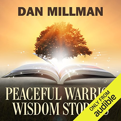 Peaceful Warrior Wisdom Stories audiobook cover art