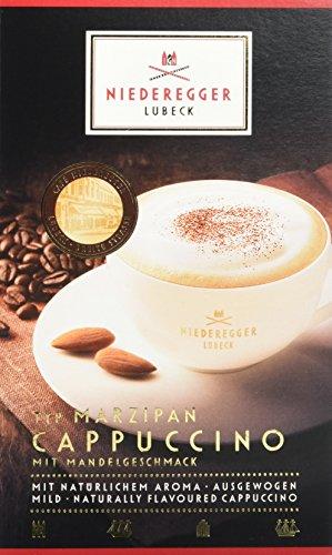 Niederegger Marzipan-Cappuccino, 10 Portionsbeutel, 8er Pack (8x 220 g)