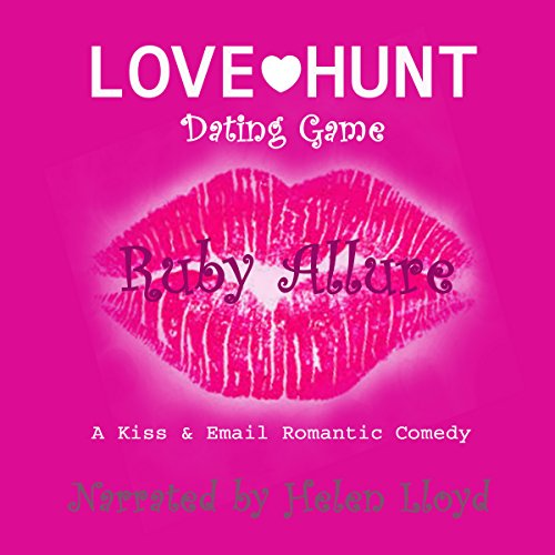 Love Hunt: Dating Game audiobook cover art