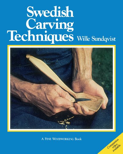 Compare Textbook Prices for Swedish Carving Techniques Fine Woodworking Revised ed. Edition ISBN 9781627106733 by Sundqvist, Wille