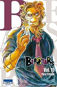 Beastars, tome 10 par Itagaki