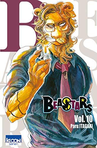 Beastars Edition simple Tome 10