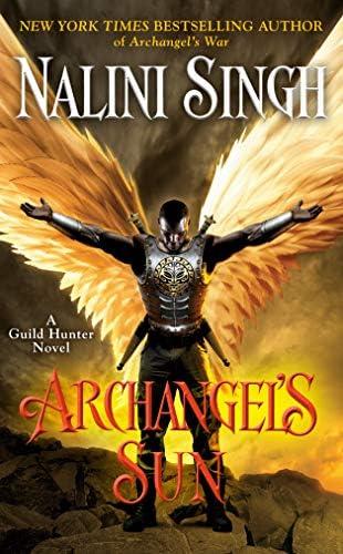 Archangel s Sun A Guild Hunter Novel product image