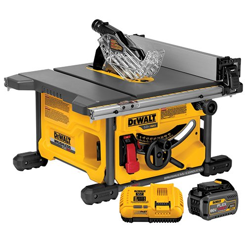DeWalt 60Volt Table Saw