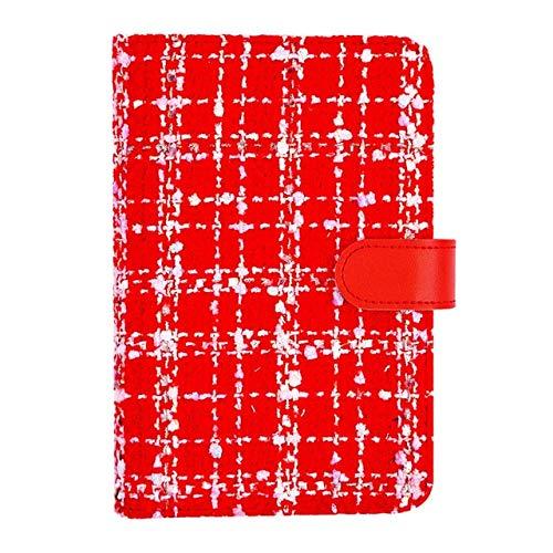 XMYNB Cuaderno Organizador Agenda Básica Grid Bullet Diary...