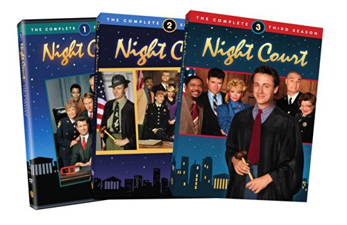 Night Court: Seasons 1-3 [RC 1]