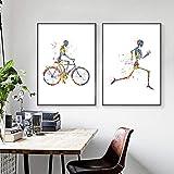 Skelettknochen Medizinische Wand Bilder Menschliche