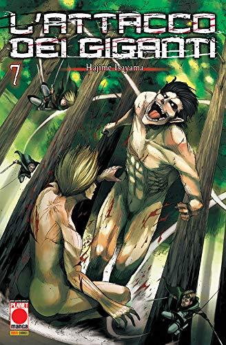 L'attacco dei giganti (Vol. 7)