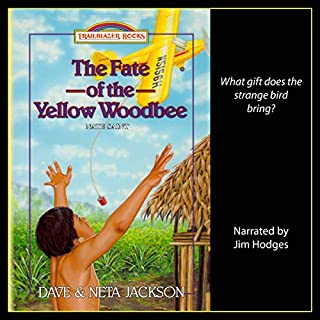 The Fate of the Yellow Woodbee audiobook cover art