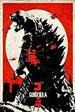 Godzilla – Film Poster Plakat Drucken Bild – 43.2 x