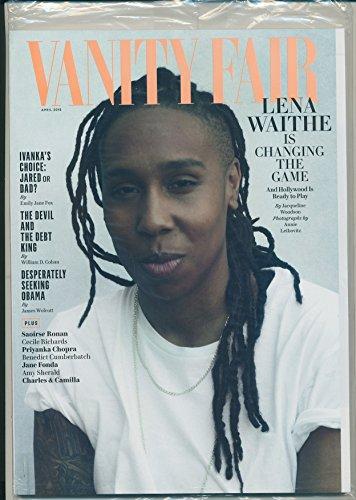 Price comparison product image Vanity Fair Magazine (April,  2018) Lena Waithe Cover
