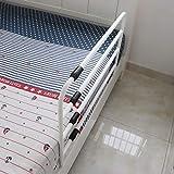 Jlxl Barra De Seguridad Lateral, Asidero for Camas Barandilla Adultos Personas Mayores Discapacitados, Handle Handicap Bed Carriles