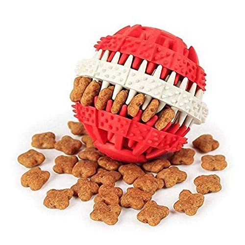 Pets Ball Toy | Durable Treat Di...