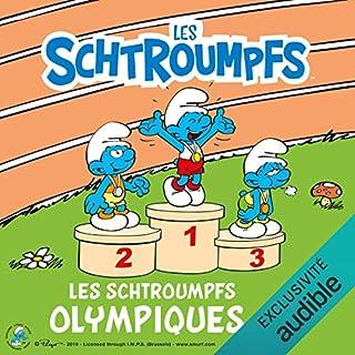 Couverture de Les Schtroumpfs Olympiques