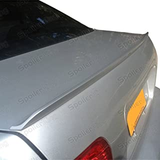 Spoiler King Trunk Lip Spoiler (244L) Compatible with Honda Civic 2/4dr 1996-2000