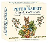 The Peter Rabbit Classic Collection: The Classic Edition Board Book Box Set