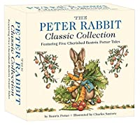 The Peter Rabbit Classic Collection: A Board Book Box Set Including: Peter Rabbit, Jeremy Fisher, Benjamin Bunny, Two Bad Mice, and Flopsy Bunnies (Beatrix Potter Collection, Classic Picture Books, Kids Gifts, Gifts for Children, Family Traditions, Easter) (The Classic Edition)