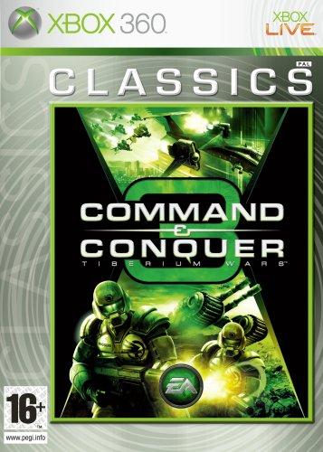 [Import Anglais]Command & Conquer 3 Tiberium Wars Game (Classics) XBOX 360