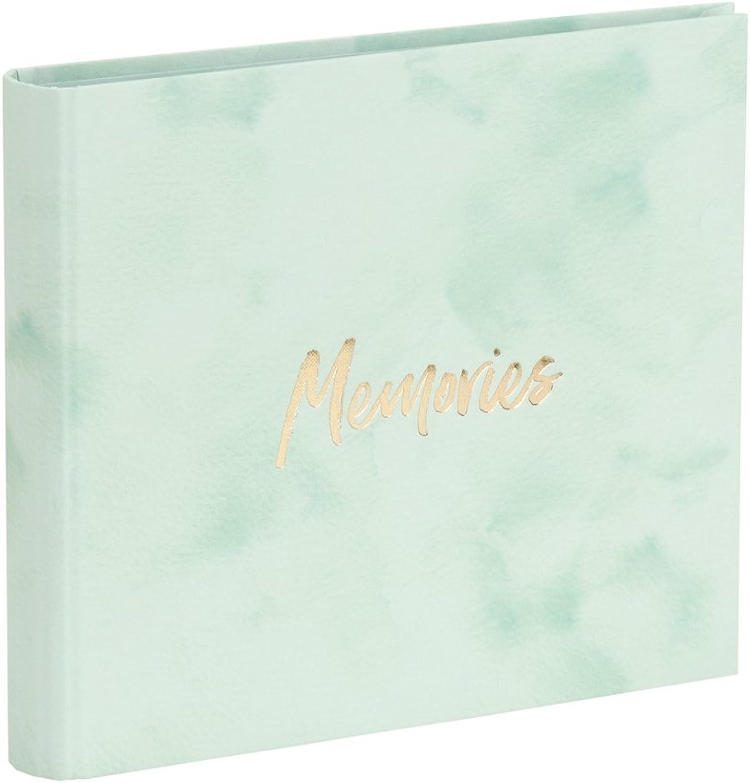 Rössler Papier - - Mint, Aquarell Fotoringbuch Fotoringbuch Fotoringbuch (2 Ring)  50 Seiten, HF Memories - Liefermenge  2 Stück B07CX4H1P1  | Günstigen Preis  85ab39