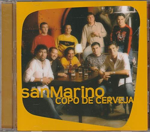 San Marino - Cd Copo de Cerveja - 2005