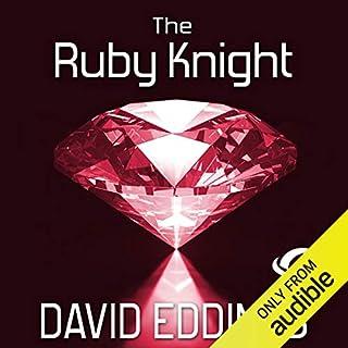 Page de couverture de The Ruby Knight