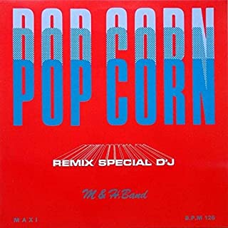 M & H Band - Pop Corn - DA Records - DA 455.046