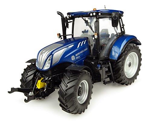 Universal Hobbies - UH4959 - Uh4959 - Tracteur New Holland T6175 Blue Power - Bleu - Echelle 1/32