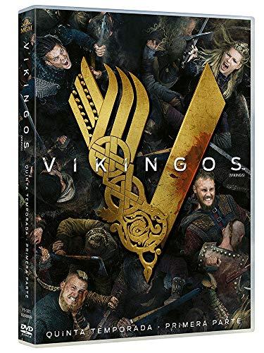 Vikingos - Temporada 5 (Volumen 1) [DVD]