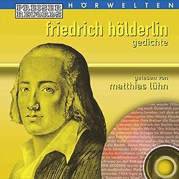 Friedrich Hölderlin - Gedichte