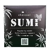 【持ち運び簡単! 個装顆粒チャコール】SUMI (0.3g×7包) 混ぜるだけの炭顆粒
