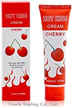 PyLios-100ml Edible Cherry Cream Lubricant Personal Body Lubricants Oral Sex Blow Job Massage Oil Adult Sex Products