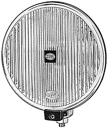 HELLA 1F4 005 750-771 Halogène-Kit de projecteurs longue portée - Comet 500 - 12V - rond - Chiffre de référence: 17.5 - Montage en saillie - gauche/droite - Kit - Quantité: 2
