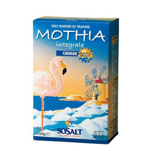 モティア サーレ イングラーレ グロッソ 粗塩 1kg ソサルト(SOSALT)社 3箱セット