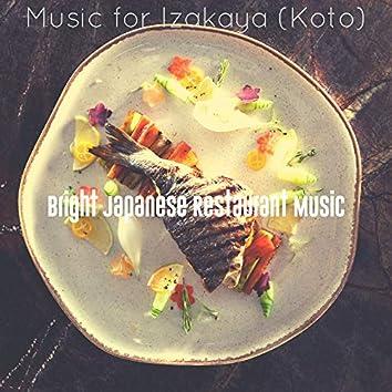 Music for Izakaya (Koto)