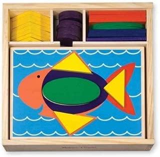 Beginner Pattern Blocks (Beginning Skills and Activities)