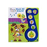 Baby Einstein - Music All Around Sound Book - PI Kids
