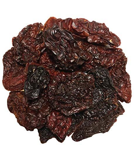 Fru'Cha! - BIO Tomaten | Tomatenhälften sonnengetrocknet in Rohkostqualität - 750g Plastikfrei verpackt -100% kompostierbar