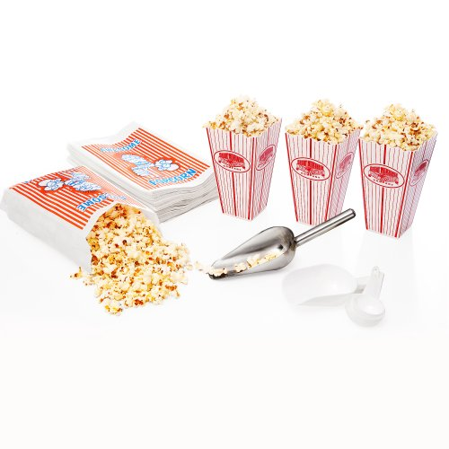Product Image 4: 6010 Great Northern Red 8oz Roosevelt Antique Countertop Style Popcorn Popper Machine