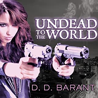 Undead to the World     Bloodhound Files, Book 6              By:                                                                                                                                 D. D. Barant                               Narrated by:                                                                                                                                 Johanna Parker                      Length: 8 hrs and 25 mins     158 ratings     Overall 4.3