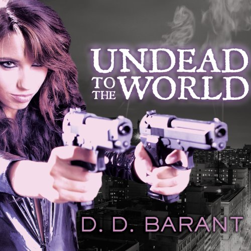 Undead to the World audiobook cover art