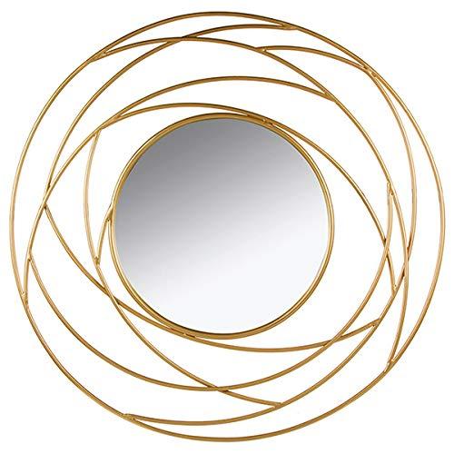 Spiegel Golden Eye (100 x 3 x 100 cm) (S0110615)