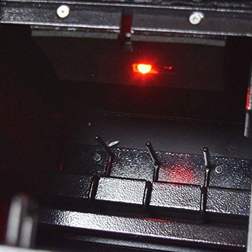 Stealth Handgun Hanger Safe Quick Access Electronic Pistol Security Box