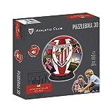 Athletic Club Bilbao Puzzleball Athletic Club (Tamaño Balón) 8,4 (63294), Multicolor, Ninguna (Eleven Force 1)
