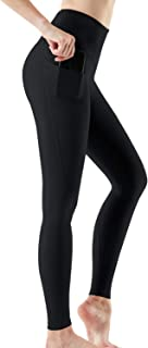 ATHLIO 1, 2 or 3 Pack High Waist Yoga Pants with Pockets, Tummy Control Workout Leggings, Non See-Through Running Tights