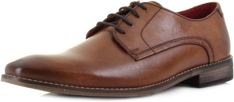 Base London Men's Sussex shoes, Brown