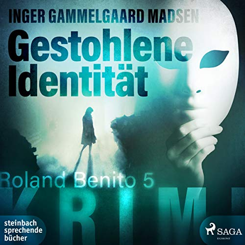 Gestohlene Identität audiobook cover art