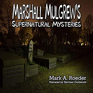 Marshall Mulgrew's Supernatural Mysteries audiobook cover art